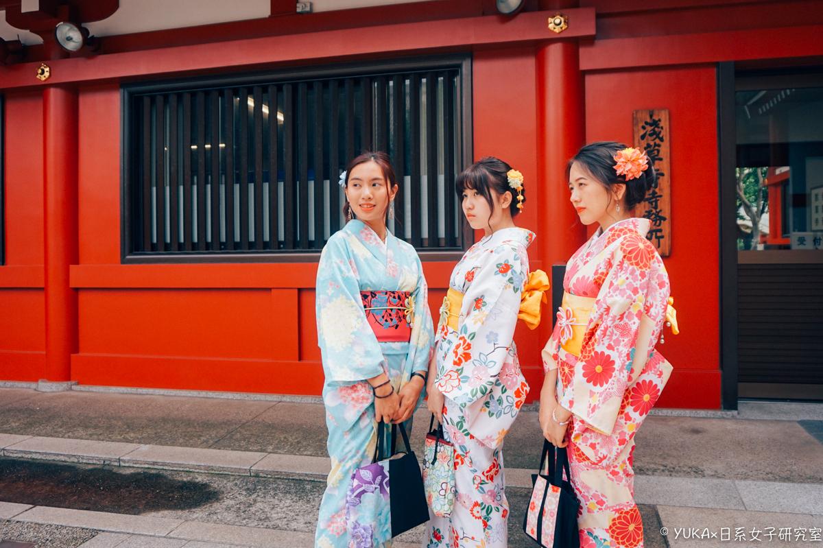 東京和服體驗-淺草愛和服