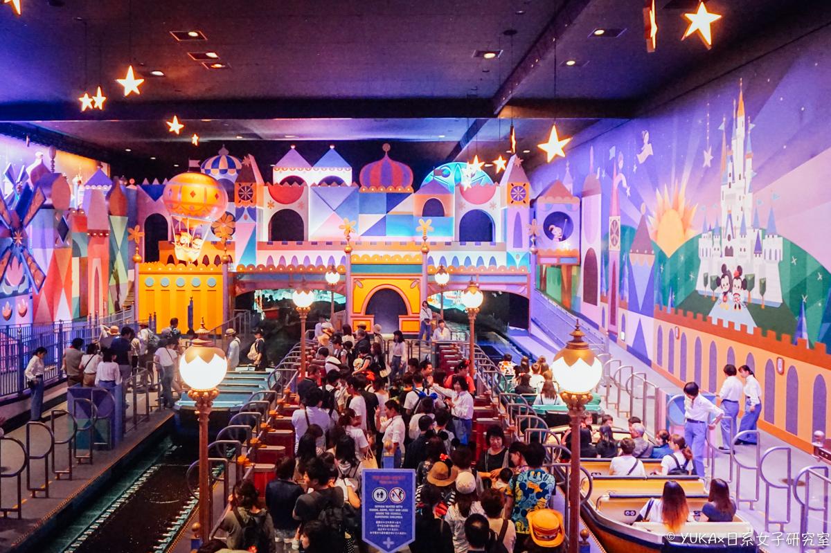 東京迪士尼陸地35週年 小小世界