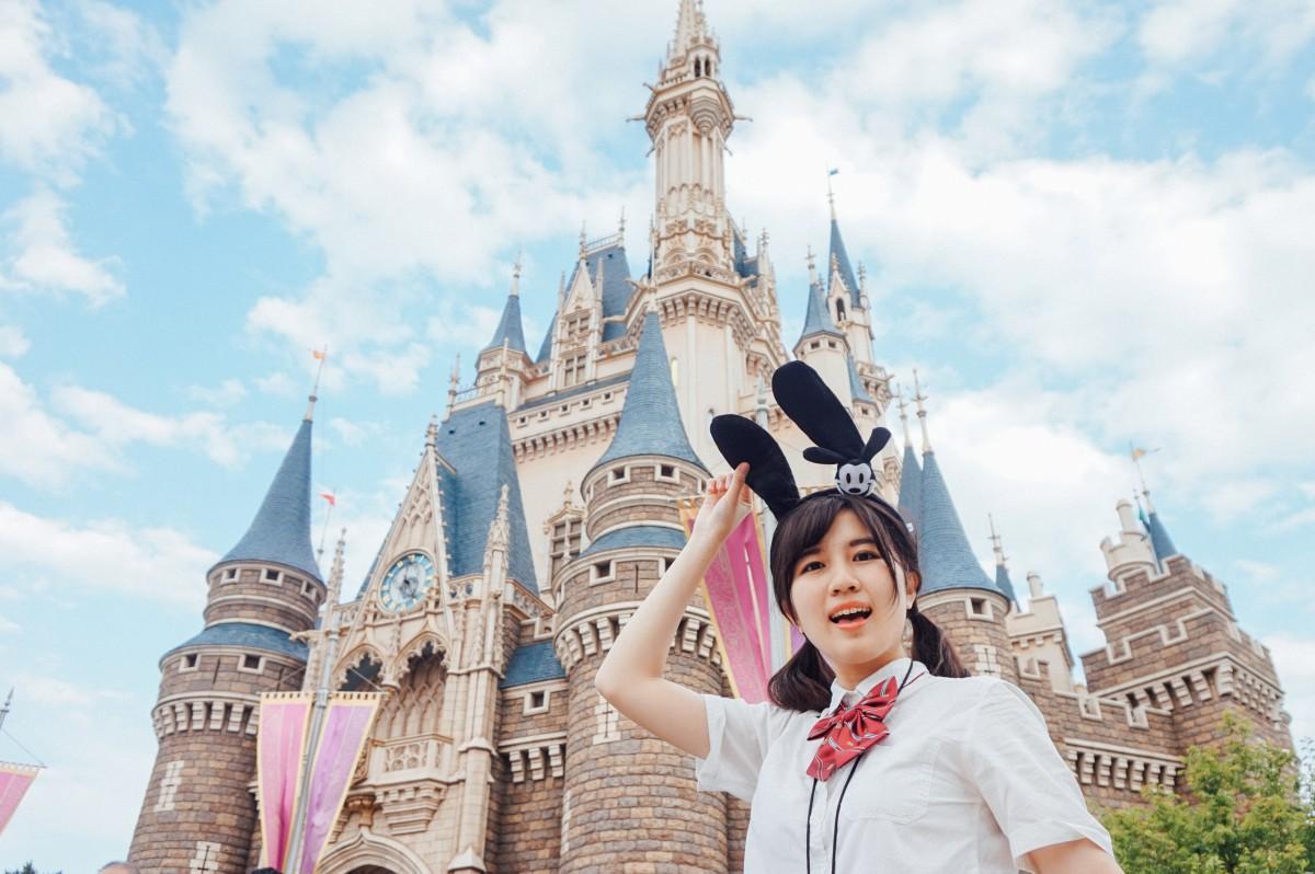 東京迪士尼陸地35週年
