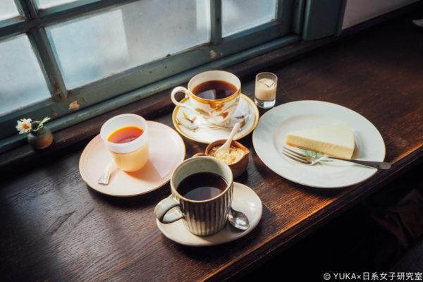 【長崎】島原咖啡廳推薦:青色理髮廳(青い理髪館工房モモ )