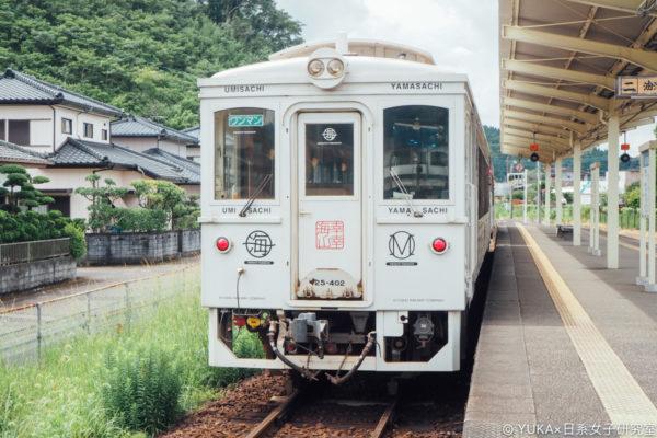 【宮崎】九州D&S觀光列車:海幸山幸(宮崎~青島~飫肥~日南~南鄉)