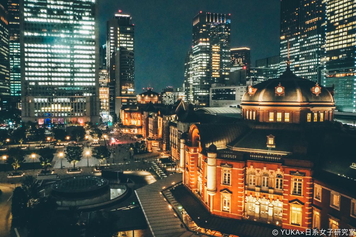 東京車站 KITTE大樓