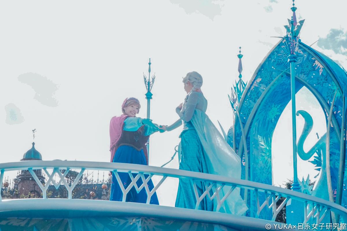 東京迪士尼樂園遊行:迪士尼聖誕故事集