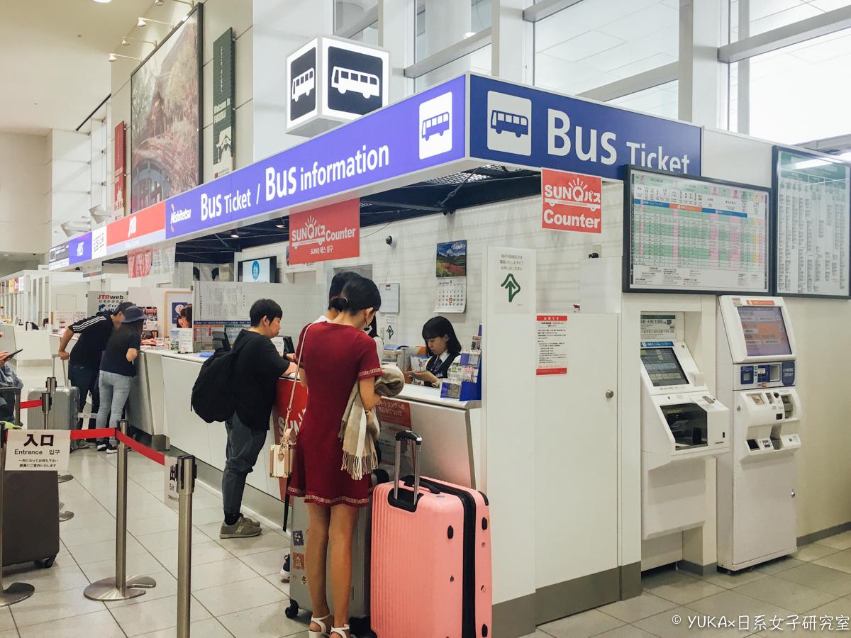 福岡機場 車票購買