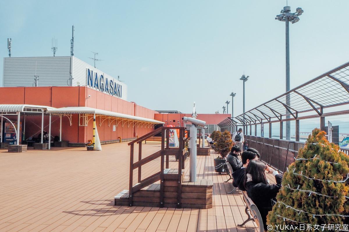 長崎機場觀景台