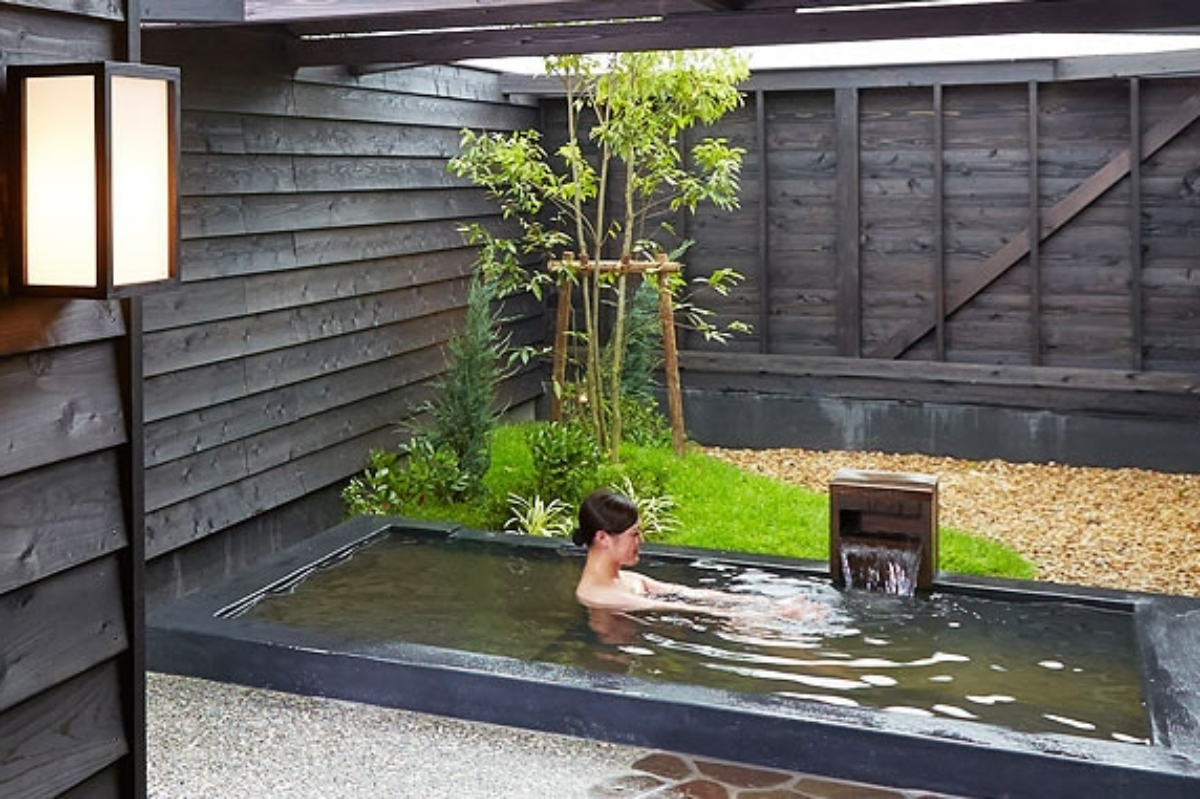 長崎伊王島温泉:島風之湯家族風呂