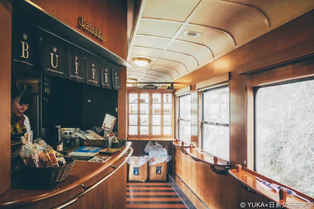 九州JR列車SL人吉cafe