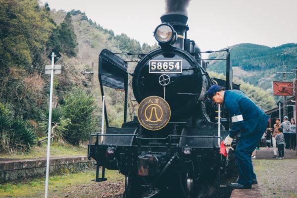 【熊本】九州D&S觀光列車:SL人吉(熊本~人吉)