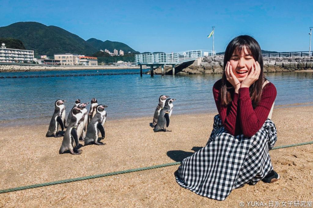 ふれあいペンギンビーチ1
