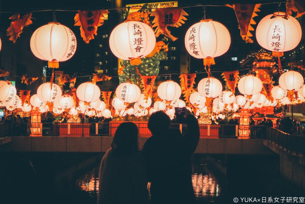 2月長崎燈會