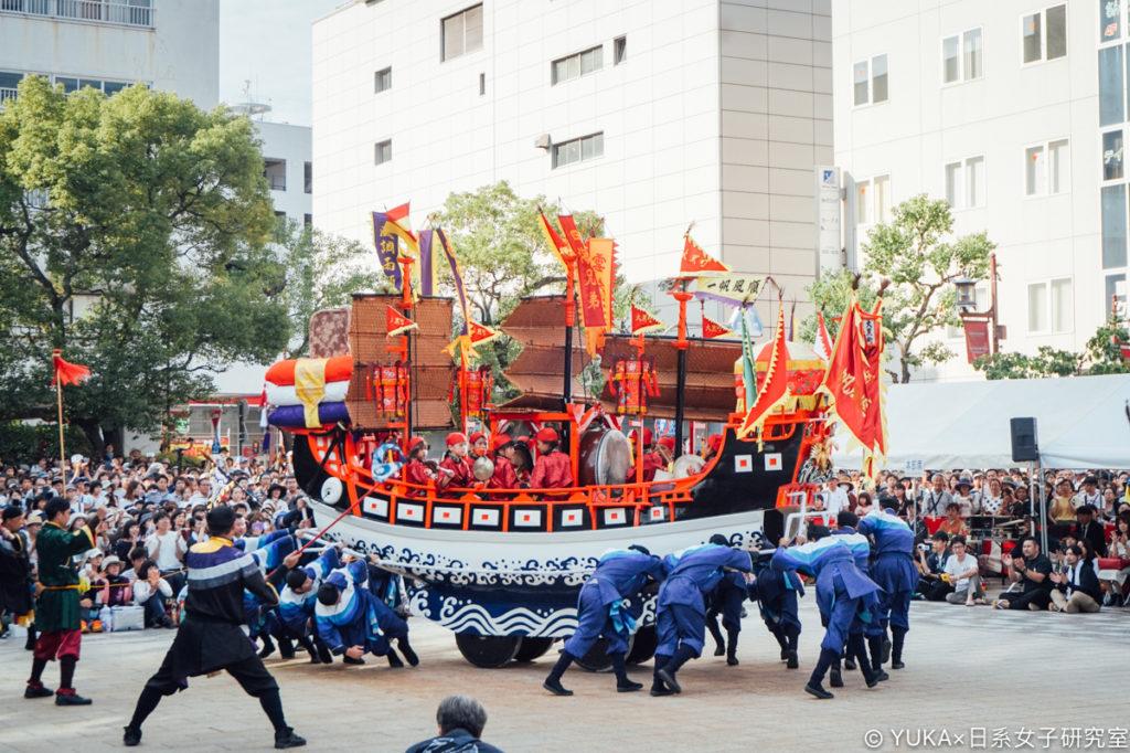 長崎宮日節