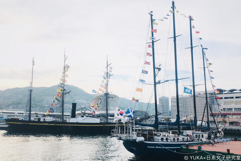 長崎帆船祭,