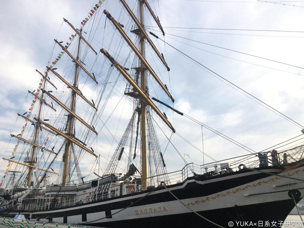 長崎帆船祭