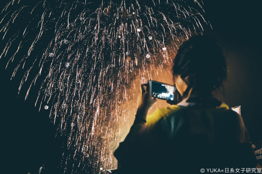 長崎港祭-夏日煙火大會